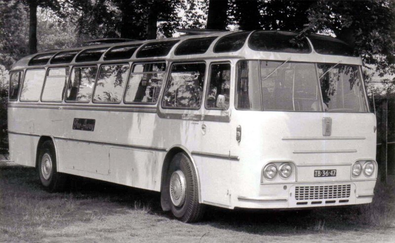 1957 Ploeg vd 12 König FIAT