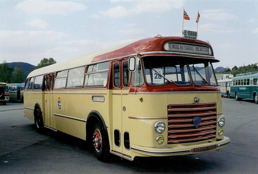 1957 Scania Vabis BF73 - Repstad