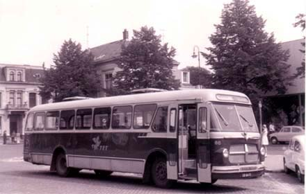 1957 Scania-Vabis Verheul 44 zitpl., Tet 021