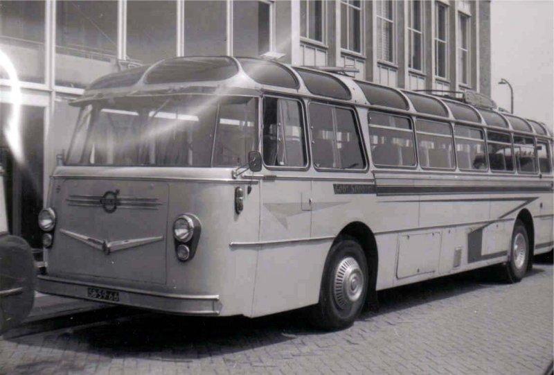 1957 Seegers 18 König Volvo
