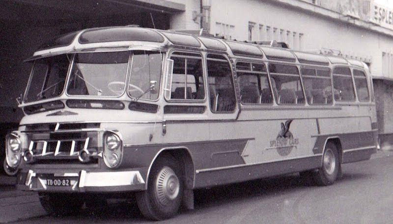1957 TB-00-82 DAF carr. Kusters NL