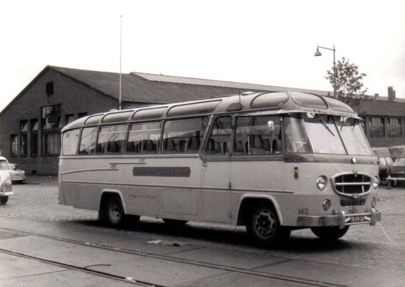 1958 AMZ 142 König MB
