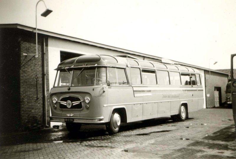 1958 AMZ 17 DAF König