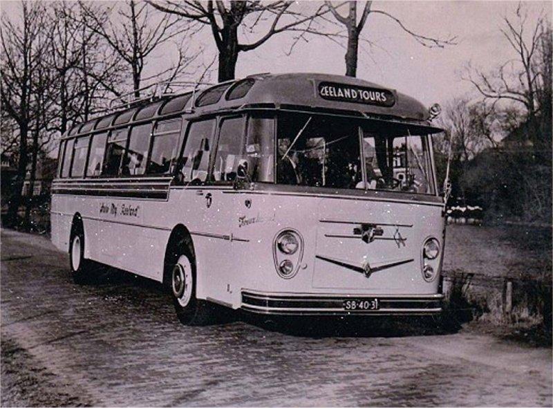 1958 AMZ 51 König Leyland