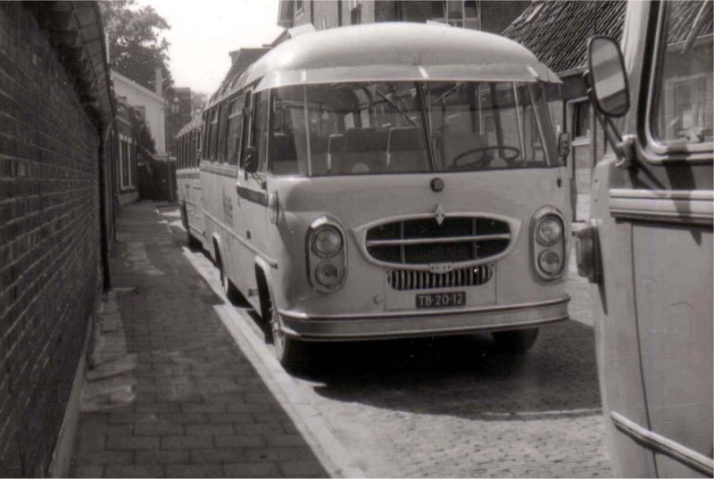 1958 ARKE 4 König Mercedes Benz