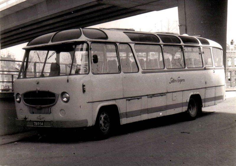 1958 Baaren van 71 DAF König