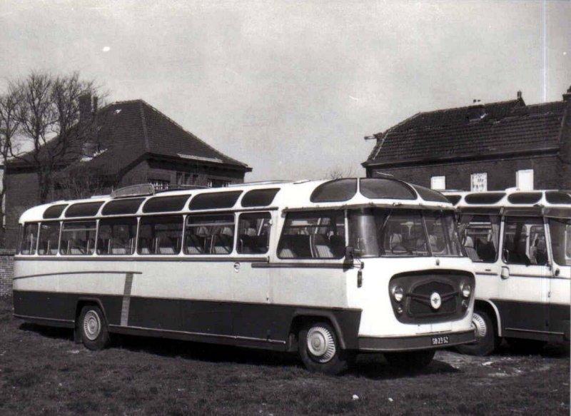 1958 Bruinsma 8 DAF König