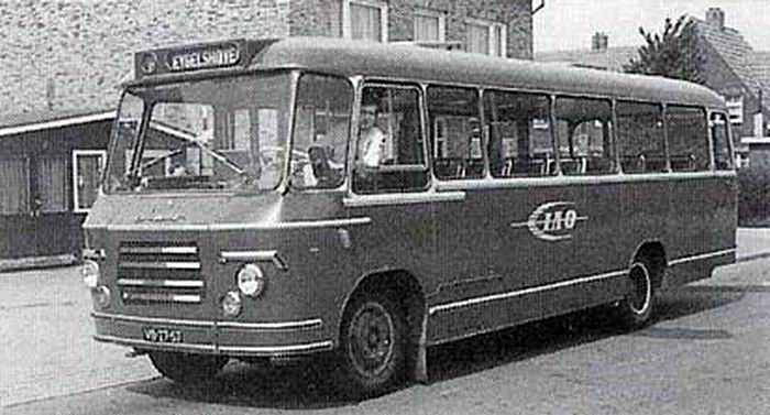1958 DAF-Kustersbus VB
