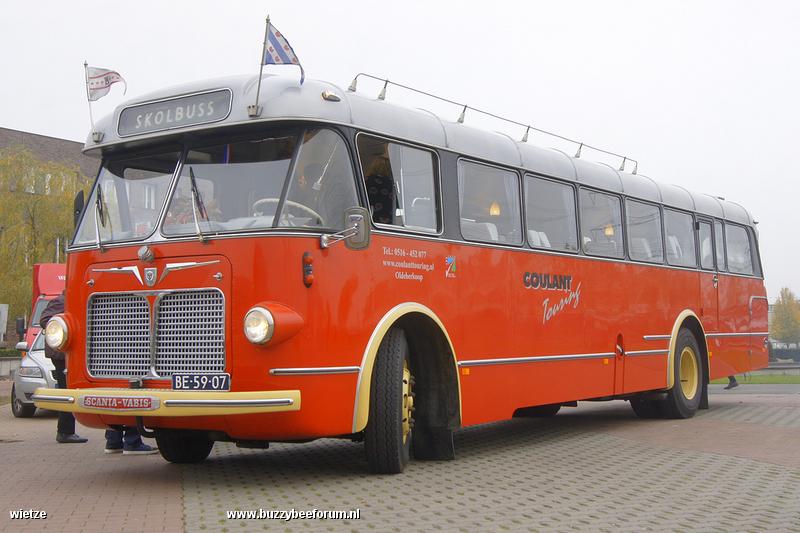 1958 Hägglund & Söner Scania Vabis