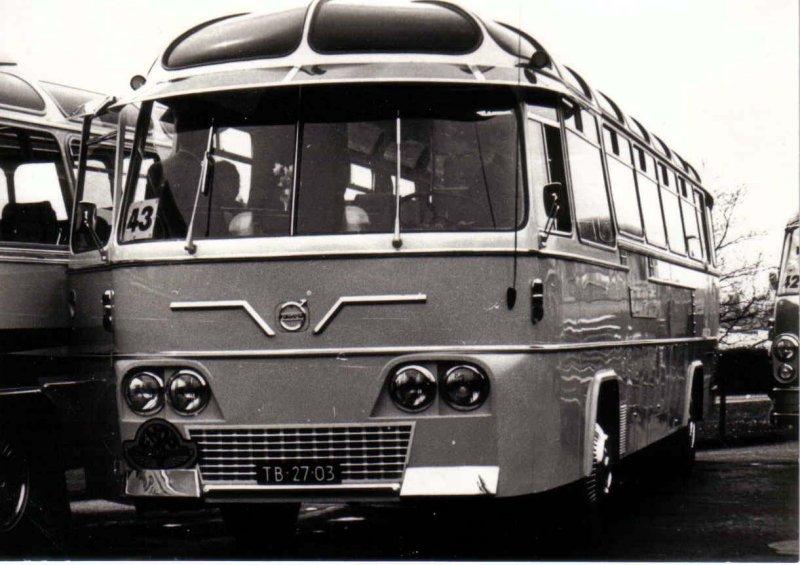 1958 Hooyberg 9 König-Volvo