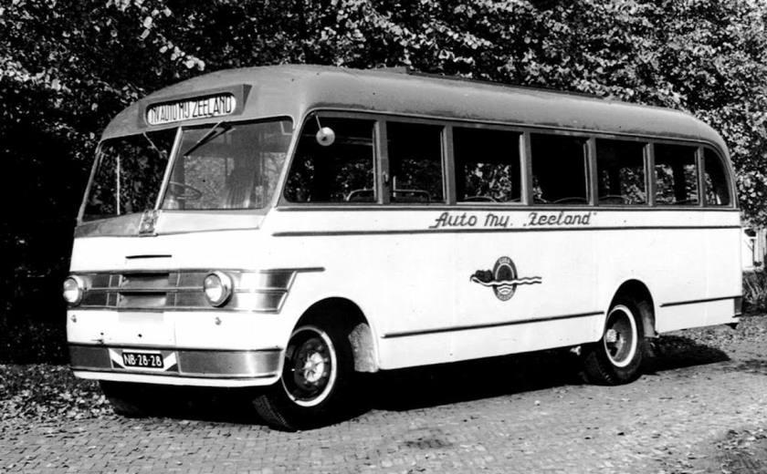 1958 Kromhout AMZ-de Muynck 27