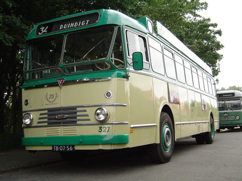 1958 Kromhout HTM Bus 327