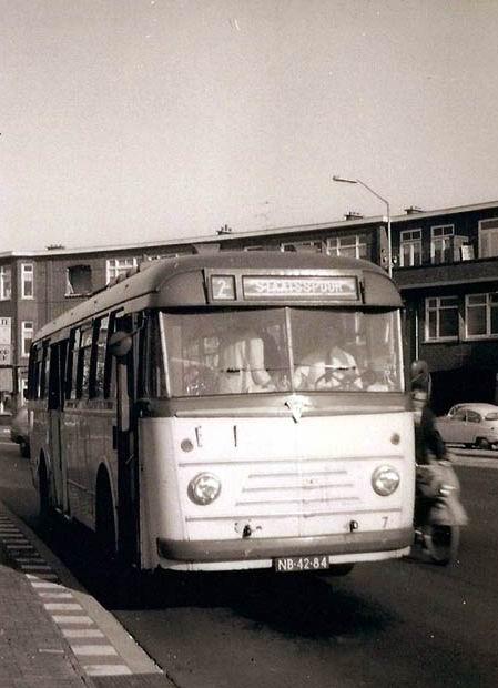 1958 Kromhout TB-50 - Verheul 7