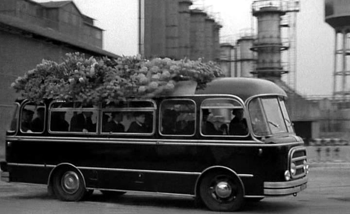 1958 Lancia Funeral Bus