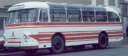 1958 LAZ 695e