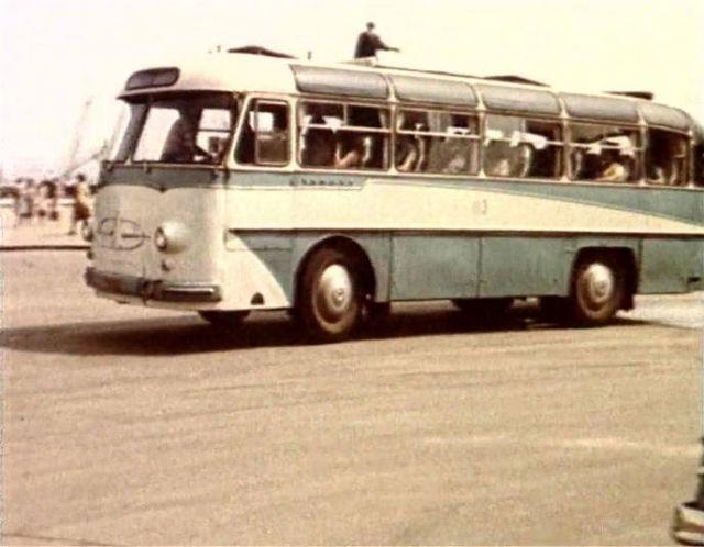 1958 LAZ 697 Turista