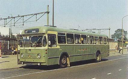 1958 Leyland Den Oudstenbus (NS 7577)
