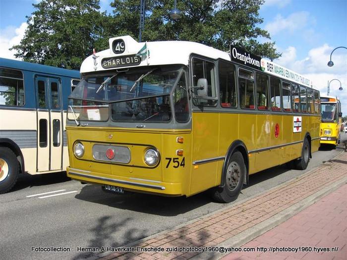 1958 Leyland RET Rotterdam