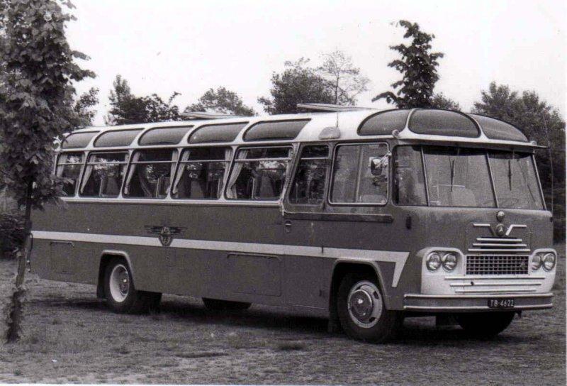1958 OAD Mercedes Benz König 27