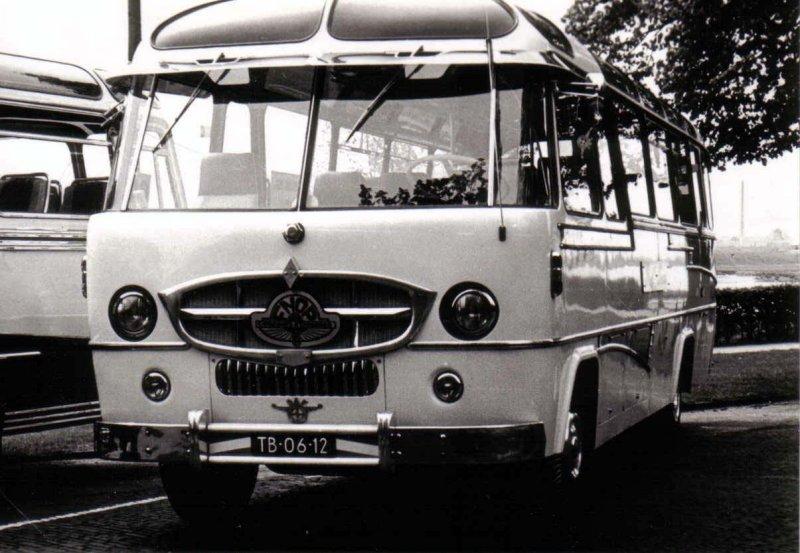 1958 Pool 18 DAF König