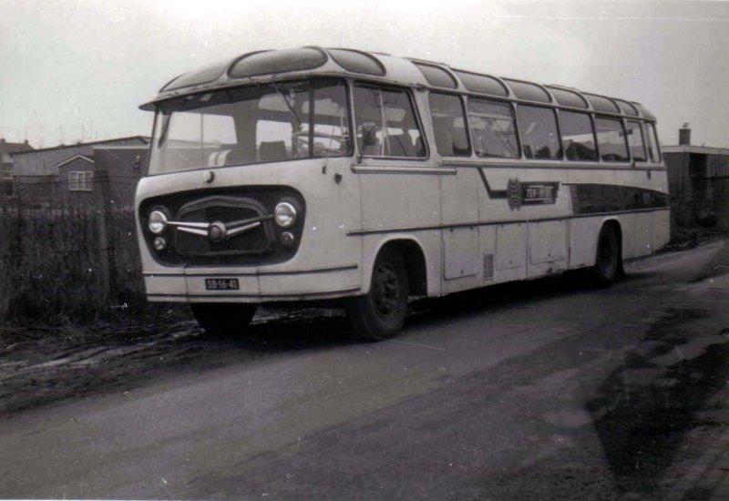 1958 Riet ter 8 König DAF