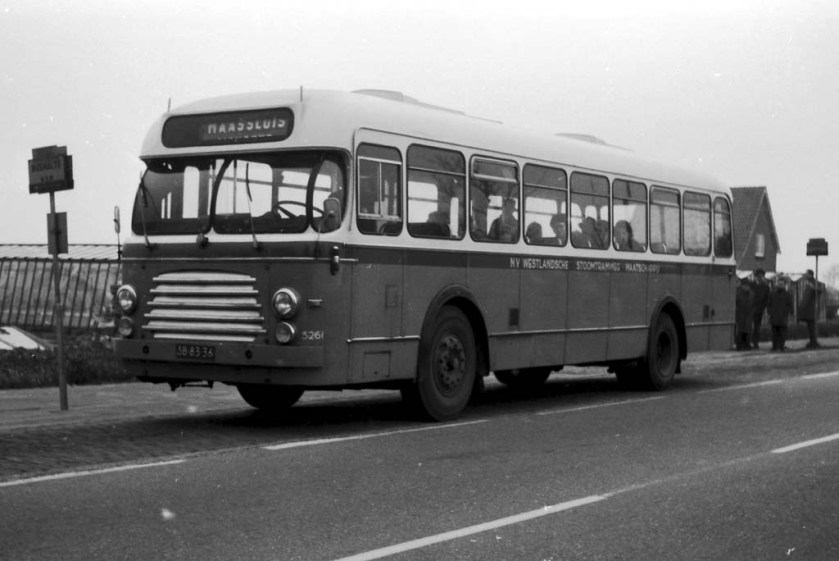 1958 Scania Vabis Hainje KHvdZwaard