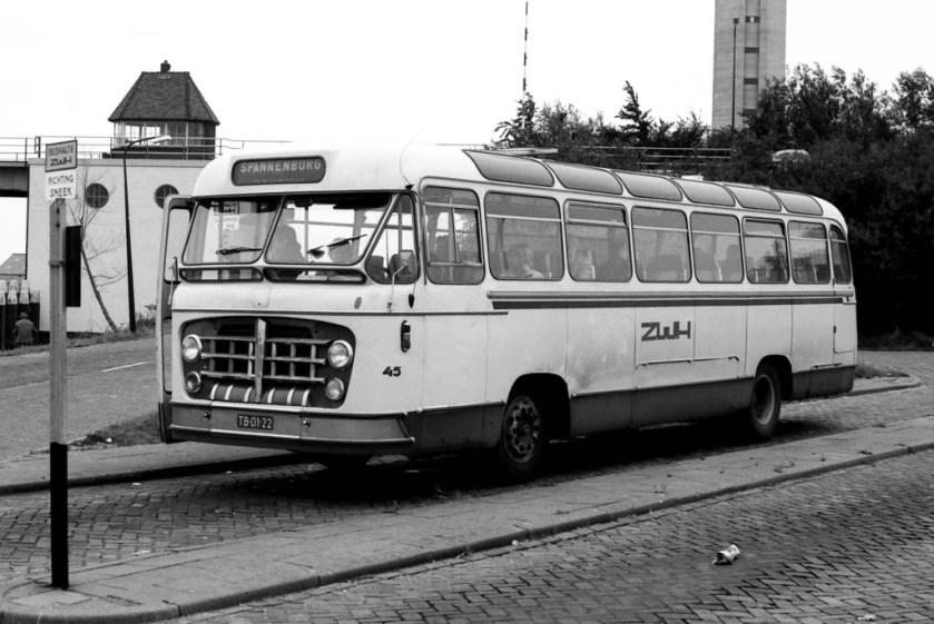 1958 Scania Vabis-Hainje Wim Vink