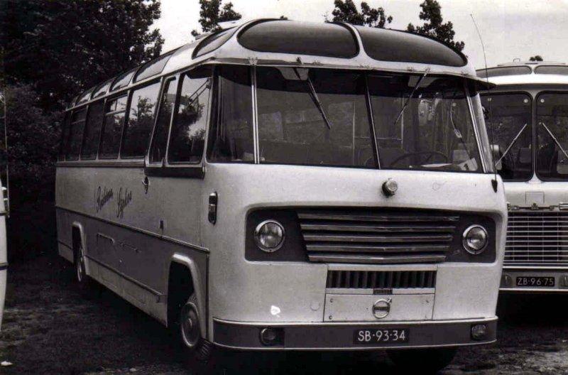 1958 Sijpkes 11 König Volvo