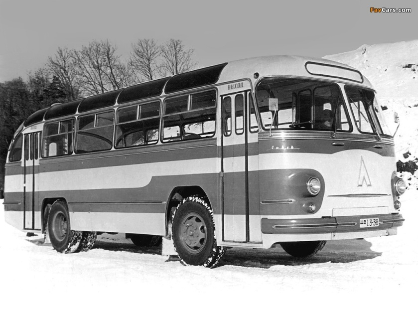 1958–64 laz 695