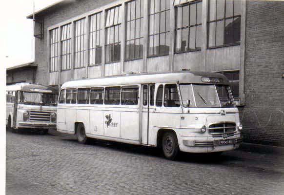 1959 Hägglund & Söner Scania Vabis TET 3
