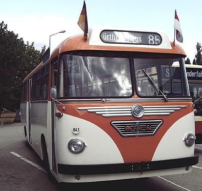 1959 Krauss-Maffei KMS 120 body also