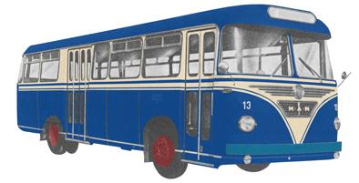 1959 Krauss-Maffei KMS 120 motor Man Body Krauss-Maffei