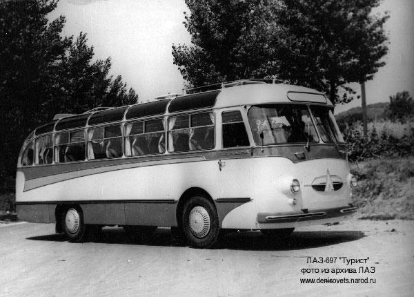 1959 LAZ 697 3