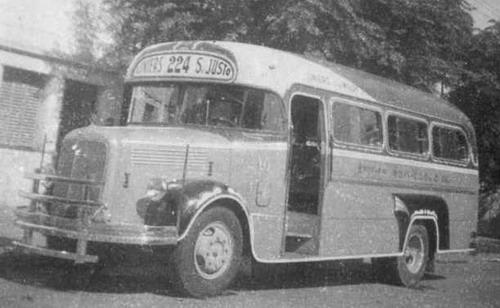 1959 Mercedes benz O3500 colon 05 La Estrella