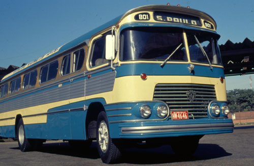 1959 Scania Vabis Brasil B75-1