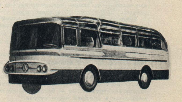 1960-66 LAZ 698 5