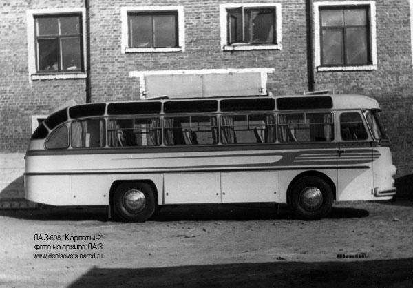 1960-66 LAZ 698 6