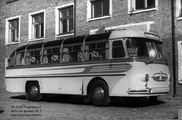 1960-66 LAZ 698 7