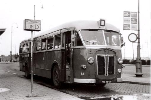 1960 Kromhout Duikboot bussen16