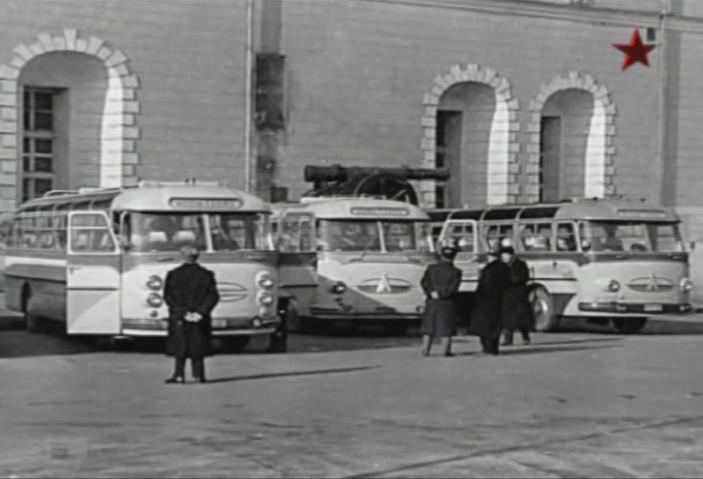 1960 LAZ 699 A Karpaty