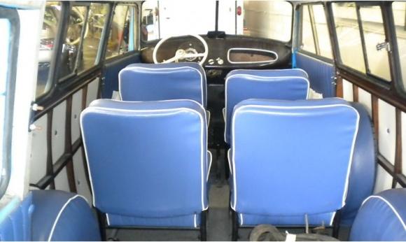 1960 Lloyd LT 600 Ariport Van