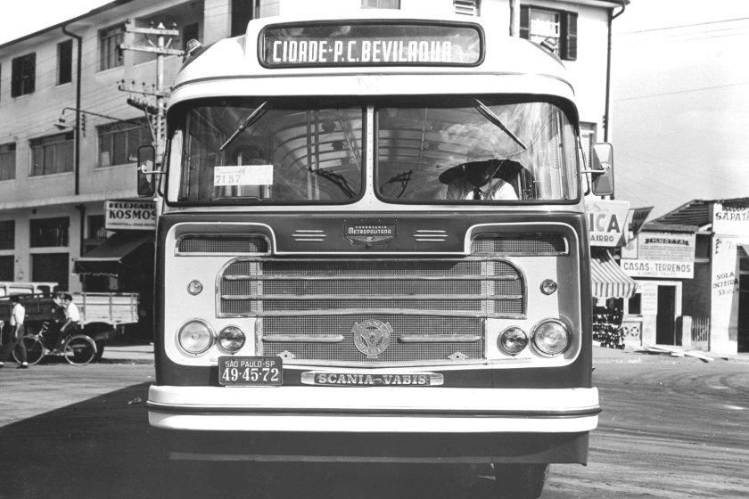 1960 SCANIA-VABIS B 75