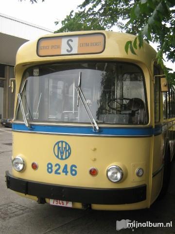 1960 VAN HOOL LEYLAND A98DARV