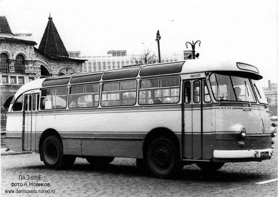 1961 LAZ 695E 1