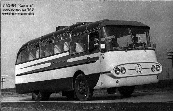 1961 LAZ 698 2