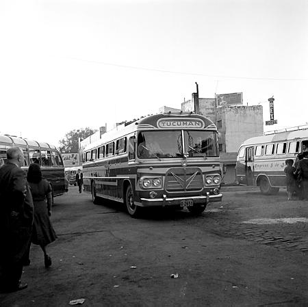 1962 Argentina Scania-Vabis B75