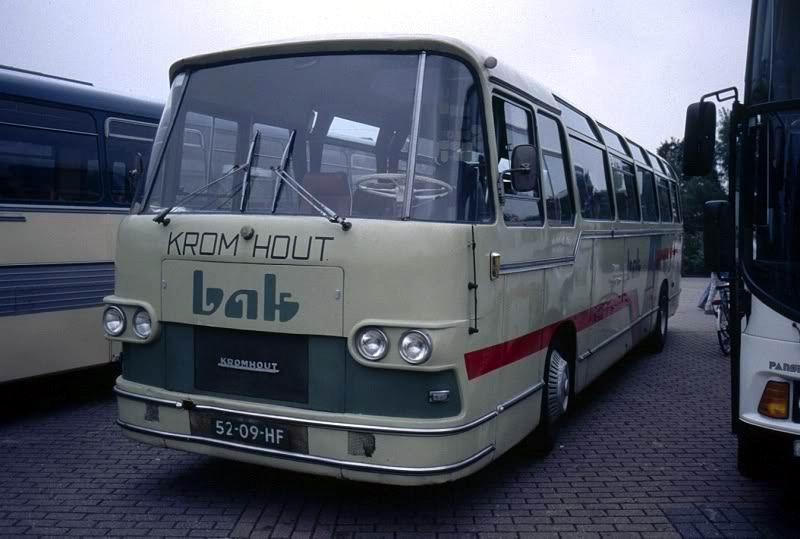 1962 Kromhout 52-09-HF