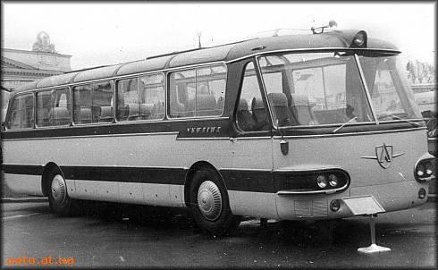 1962 LAZ UA 1962