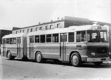 1962 LIAZ 676 123p 6x4
