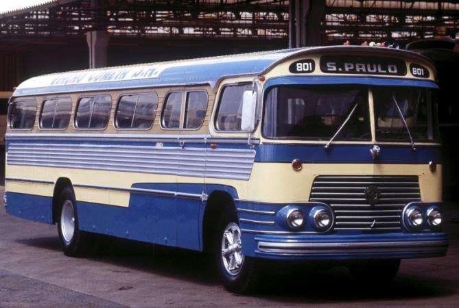 1962 Scania Vabis Brazil 35